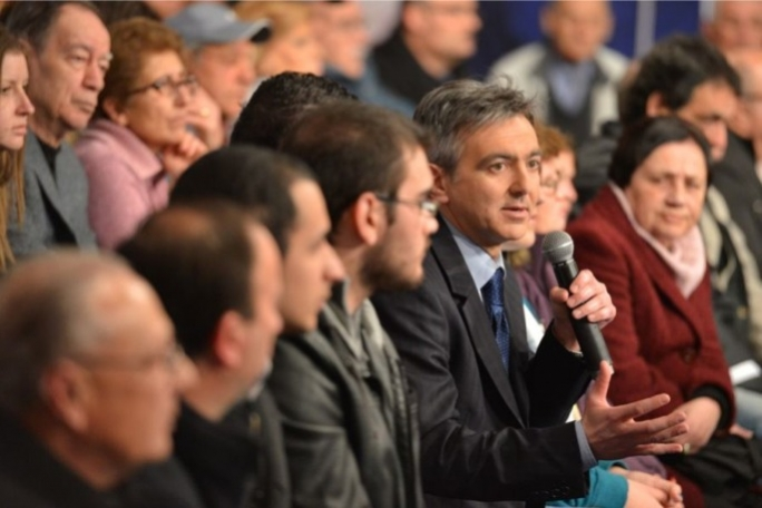Simon Busuttil says the next President should hail from the Nationalist camp