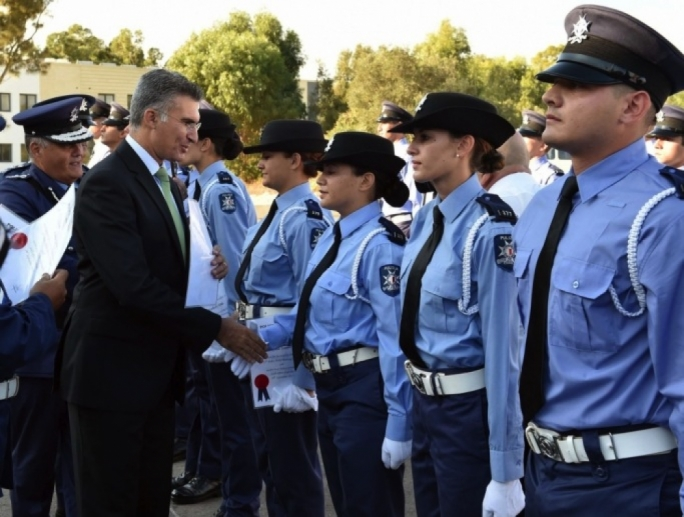 There were 407 resignations and a total of 349 new recruits to the Police Force since 2013