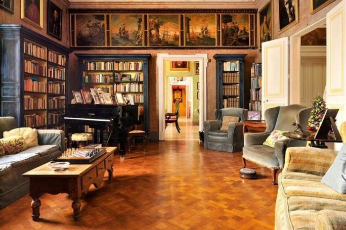 Works have begun on the Archivum de Piro at the Casa Rocca Piccola