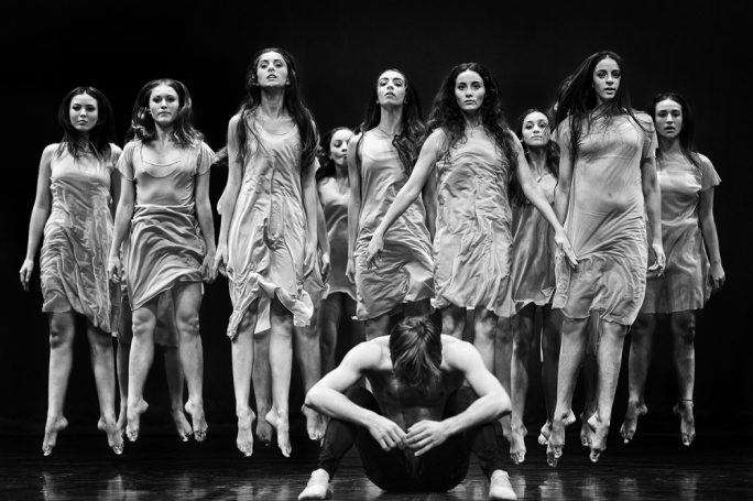 Charles Azzopardi photographs Gozitan dance troupe Naupaca Dance Factory