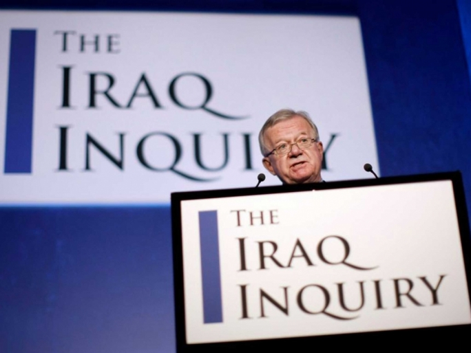 Sir John Chilcot will publish his 12-volume report on Wednesday