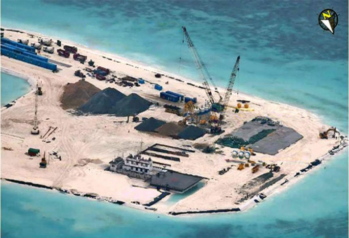 China set to complete land reclamation on South China Sea ...
