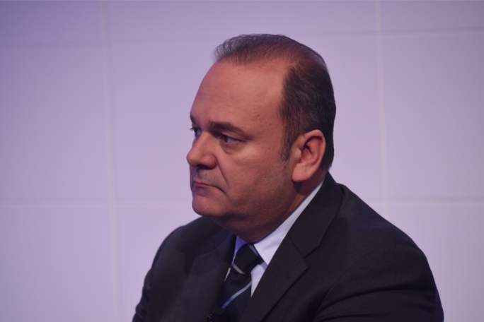 Economy minister and Labour Party deputy leader Chris Cardona