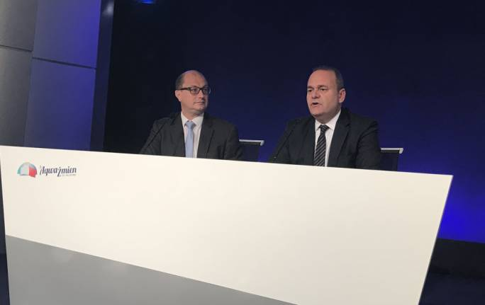 Labour deputy leader for party affairs Chris Cardona addressed a press conference together with PL MP Stefan Zrinzo Azzopardi
