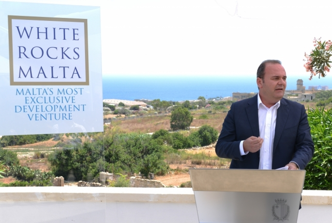 The call for 'Expression of Interest' was launched by economy minister Chris Cardona in June 2014