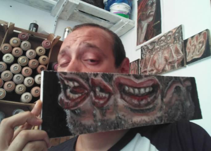Chris de Souza Jensen: 'The evil emerald wasp in my new obsession'
