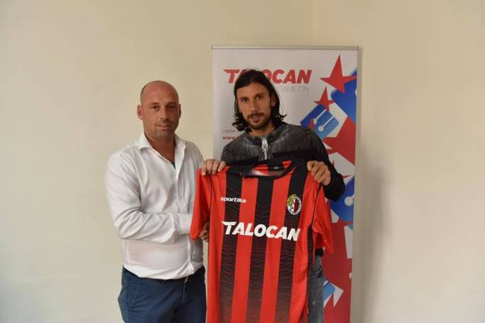 Italian World Cup winning defender Christian Zaccardo has joined Maltese Premier Division club Hamrun Spartans