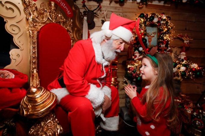Those who believed longest in the existence of Santa Claus are also the most likely to tell their children that he exists
