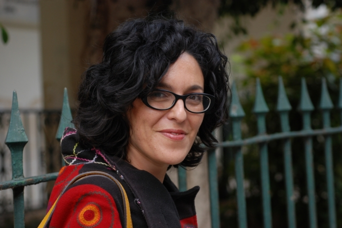 Clare Azzopardi •Photo: Virginia Monteforte