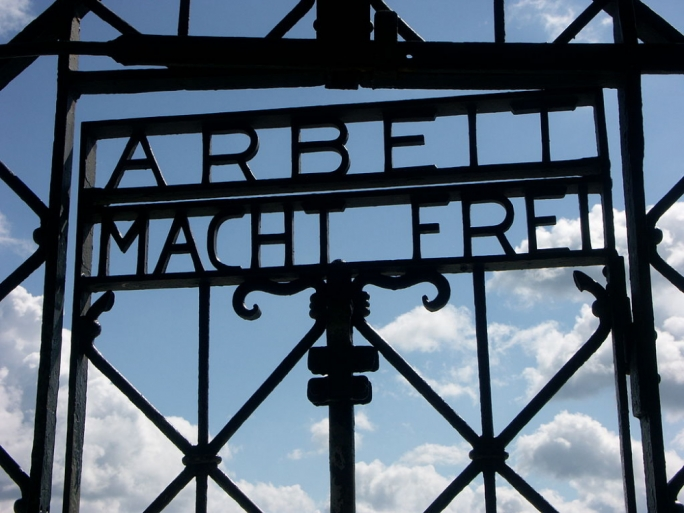 Ten miles north of Munich is Dachau, one of Nazi Germany's first concentration camps, which would later serve as a model for all camps throughout the Third Reich