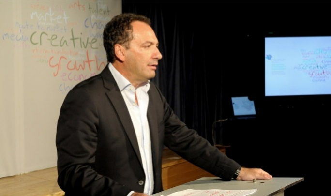 Tourism, culture and environment minister Mario De Marco.