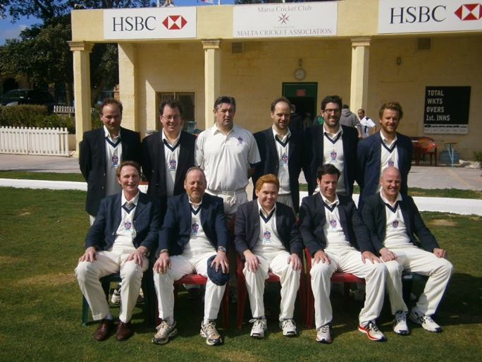 George Tye cricket team