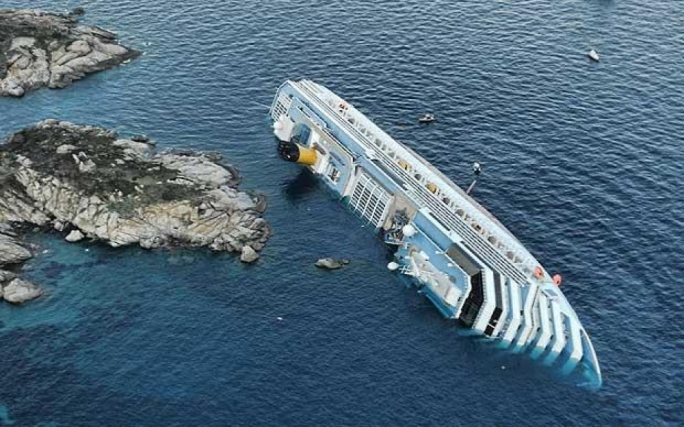 Captain Responsible For Costa Concordia Disaster Appeals Sentence - MaltaToday.com.mt
