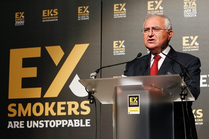 Former commissioner John Dalli was pursuing strong control on tobacco, before being forced to resign in October 2012