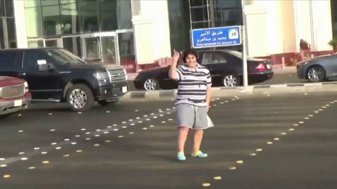 Teenager arrested for dancing the macarena