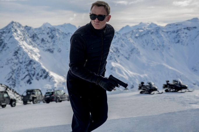 The most popular movie was 'Spectre', attracting 5.9% of total admissions