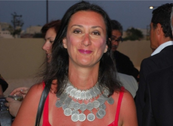 Daphne Caruana Galizia made the allegations on her blog 'Running Commentary'