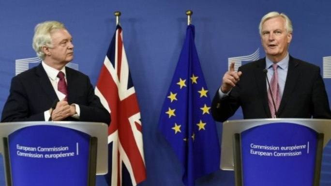 Brexit: With clock ticking, first round of talks start in Brussels