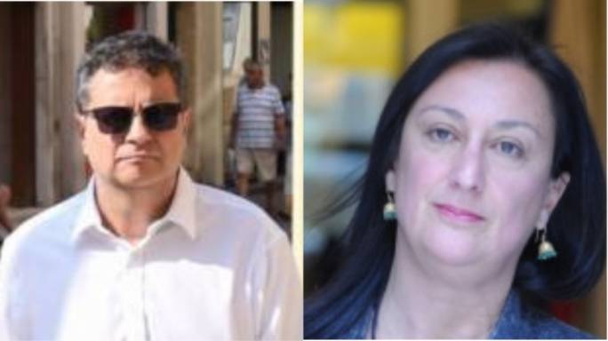 Adrian Delia is suing Daphne Caruana Galizia for the third time