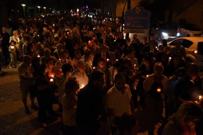 Vigil in Sliema to commemorate Daphne Caruana Galizia