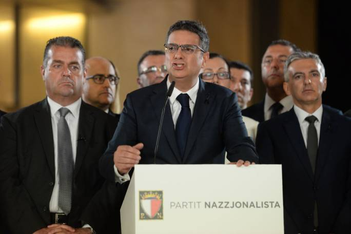 Adrian Delia faces an uphill struggle to make the PN not only coherent but also relevant again in the current political situation.