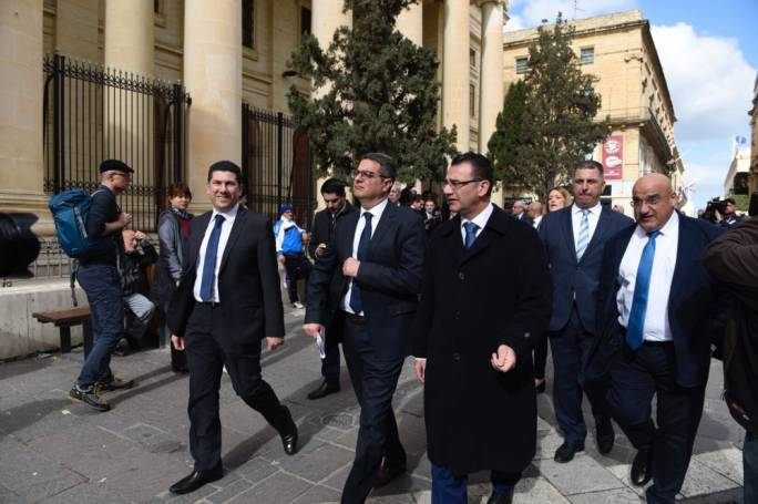 [WATCH] Updated | Adrian Delia takes government to court over Vitals hospitals deal
