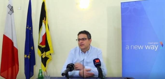 PN leadership contender Adrian Delia said he was convinced the PN would choose unity over division as it renewed itself