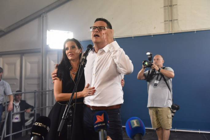 Newly-elected PN leader vowed to continue Simon Busuttil's work