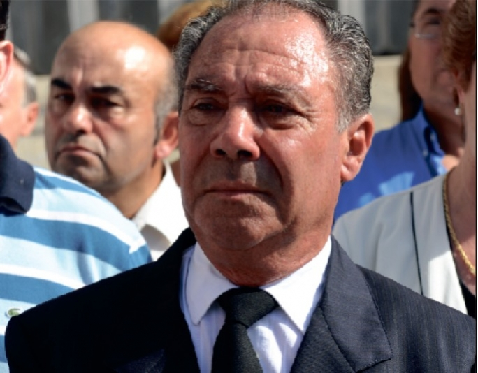 Former Safi mayor Peter Paul Busuttil