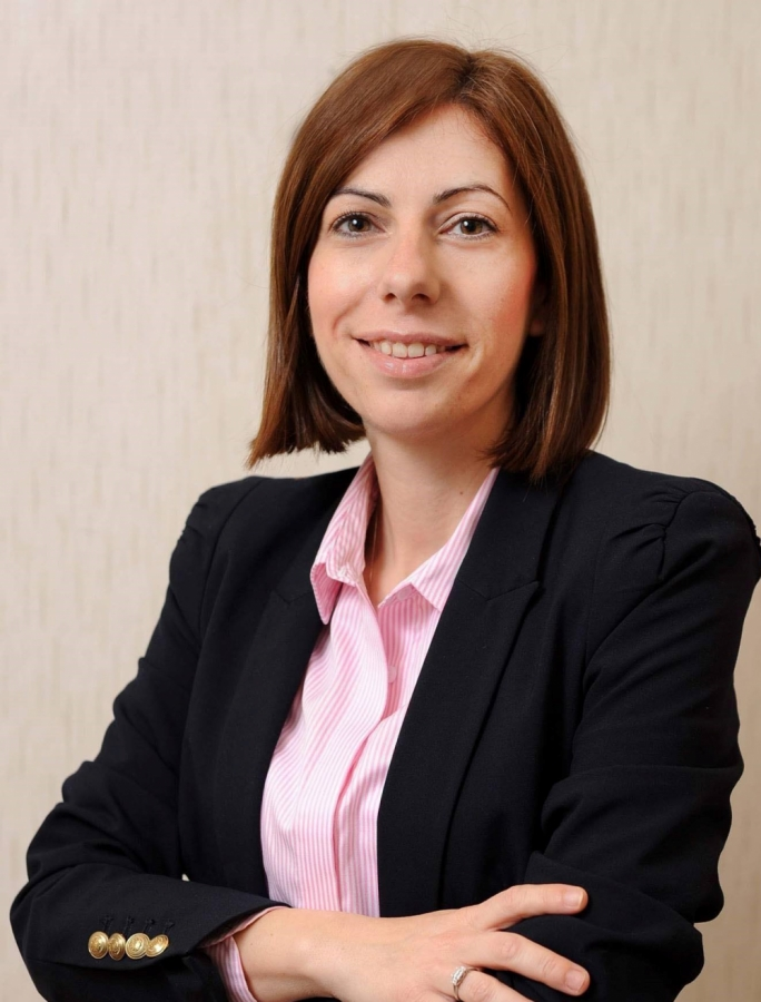Despoina Xynou, lawyer