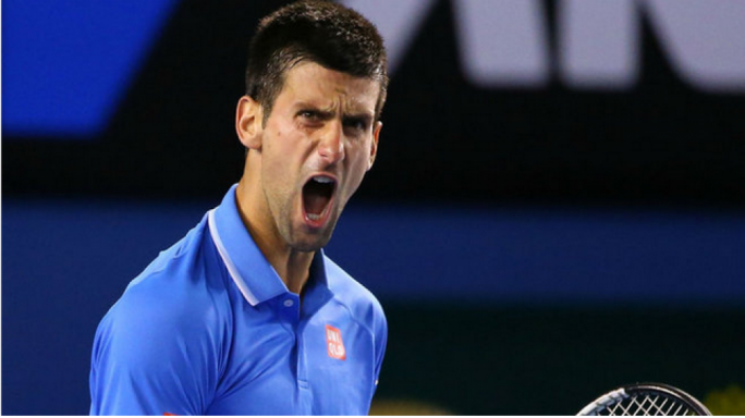 Djokovic: Beats Wawrinka to reach Final