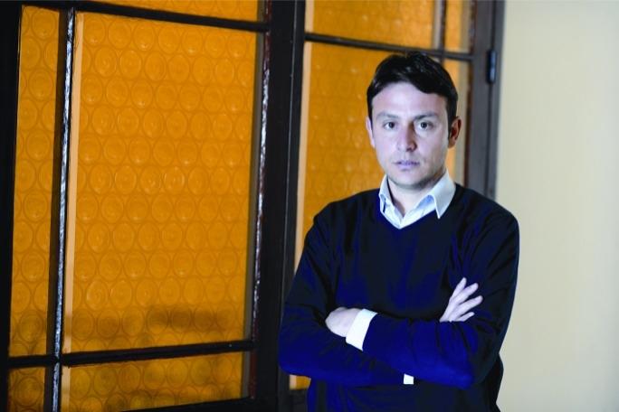 Caritas executive director Leonid McKay