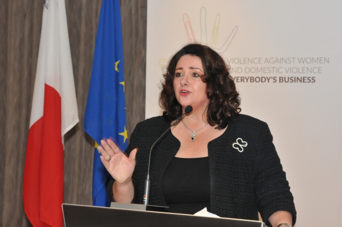 Civil liberties minister Helena Dalli is spearheading the Equality Bill