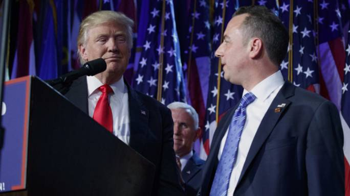 US President Donald Trump has fired his chief of staff, Reince Priebus