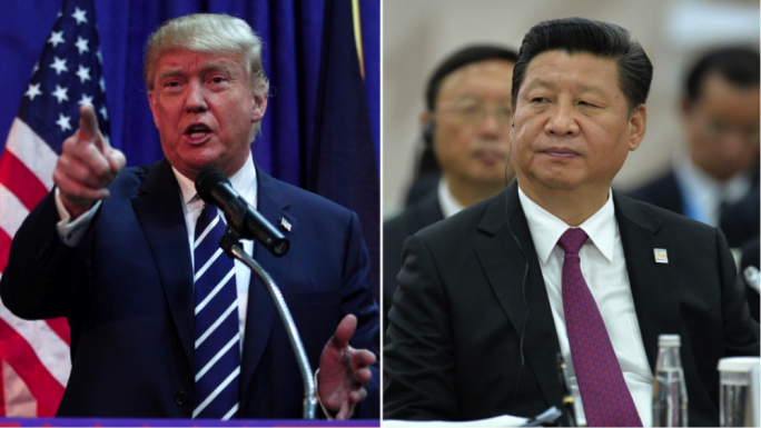 US President Donald Trump prepares to meet up with his Chinese counterpart, Xi Jinping, later on this week