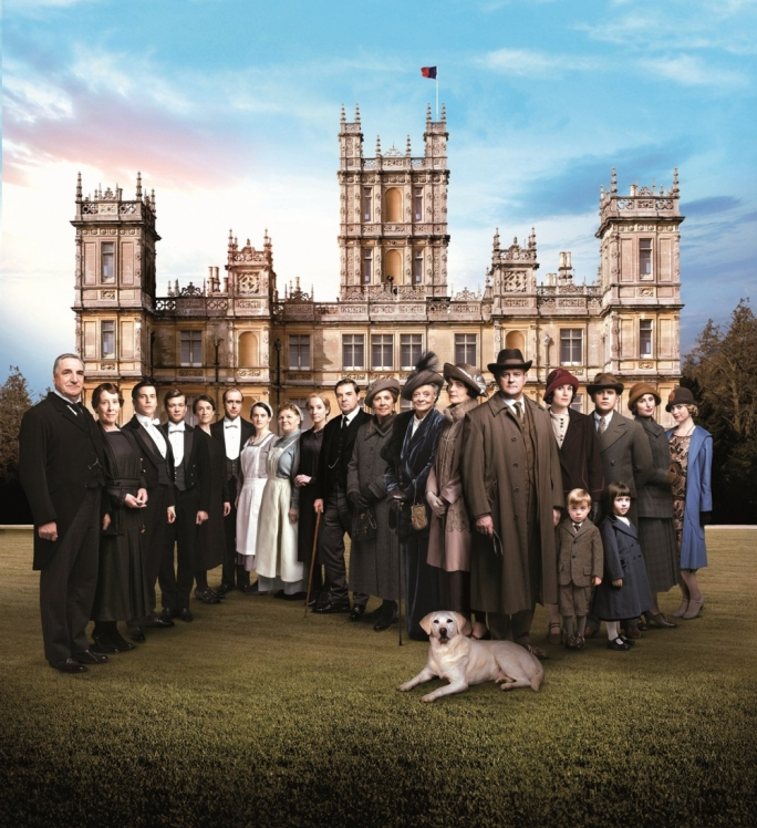Downton Abbey, the popular drama portraying the lives of the Crawley family and the servants who work for them, returns to GO Stars HD.