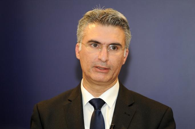 Home Affairs Minister Carmelo Abela said DIara had repeatedly refused medication • Photo: James Bianchi/MediaToday