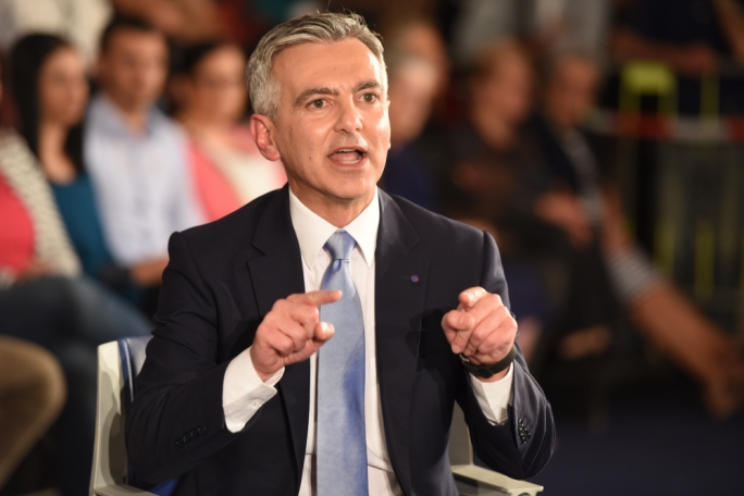 Simon Busuttil is not going gently into that good night...