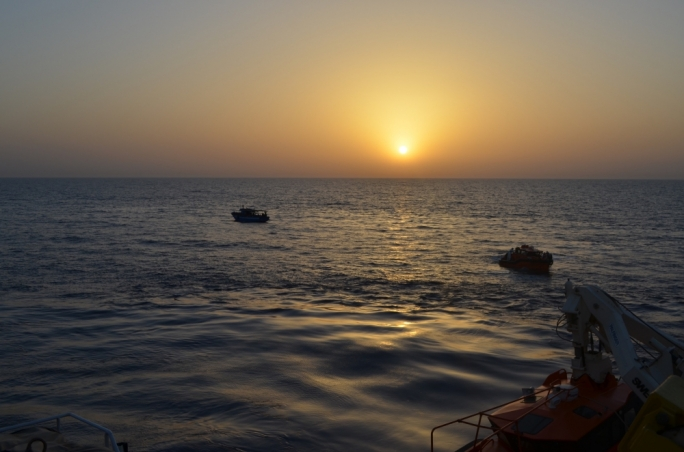 More than ninety migrants feared drowned off Libyan coast