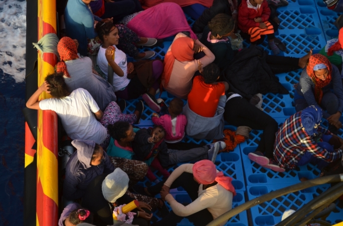 File photo: Last year, a record 181,000 boat migrants, mostly from Africa, reached Italy