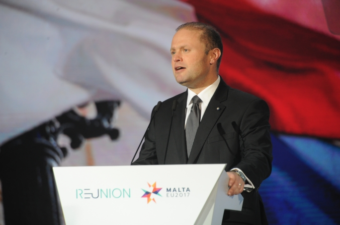 Muscat insisted the EU needed to understand the realities faced by the man on the street