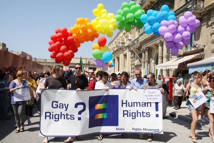 MGRM has long been arguing that the right to marry should be a fundamental human right in and of itself: without discrimination on grounds of sexual orientation.