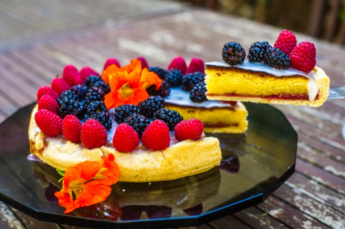 Get the recipe for this Easter Bakewell tart and many more in the Easter edition of Gourmet Today, out on Sunday with MaltaToday