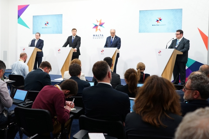 EU finance ministers had a timely discussion on deepening economic and monetary ties