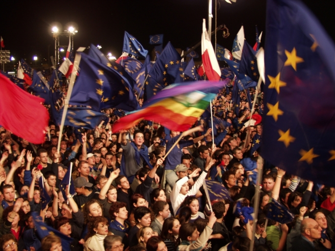 13 years after divisive referendum on EU membership, the majority of Maltese are happy with membership