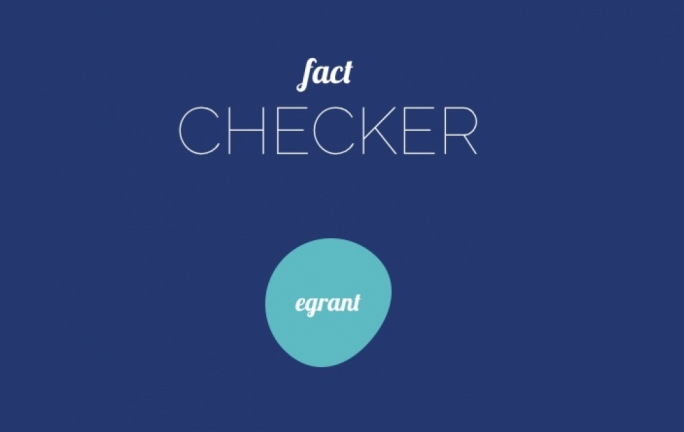 Joseph Muscat's website includes a 'fact-check' on the Egrant story
