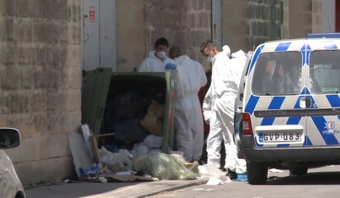 The body of Eleanor Mangion Walker was found in a Qormi warehouse