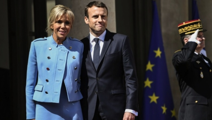 French President Emmanuel Macron had promised during his presidential campaign to create 'a real status' for his wife, Brigitte