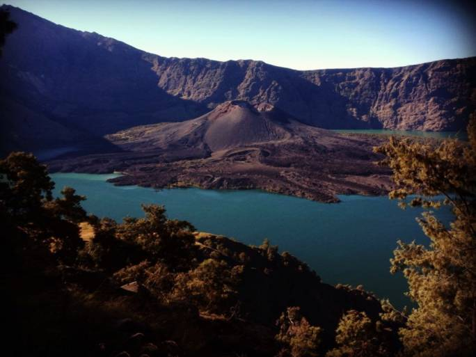Check out some of the 17,000 islands that make up Indonesia. Lombok is great to climb Mount Rinjani