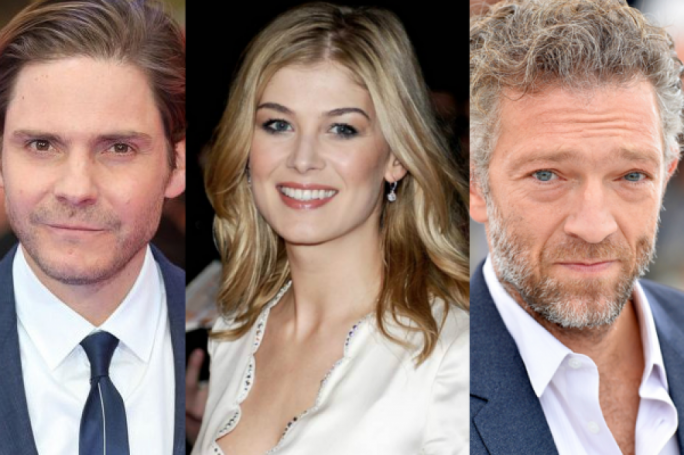 Daniel Bruhl, Rosamund Pike and Vincent Cassel are expected to star in the movie